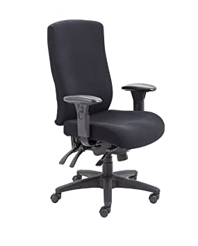 Incroyable Office Hippo Professional 24 High Back Office Chair, 150 Kg Weight  Tolerance, 2D Arms
