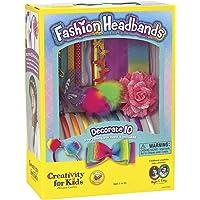 Creativity for Kids Fashion Headbands Fashion Craft Kit