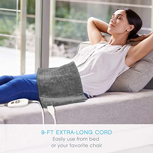 heating pad reviews consumer report