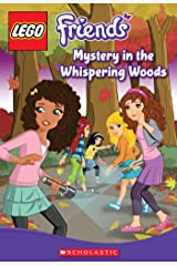 LEGO Friends: Mystery in the Whispering Woods (Chapter Book #3) Kindle Edition