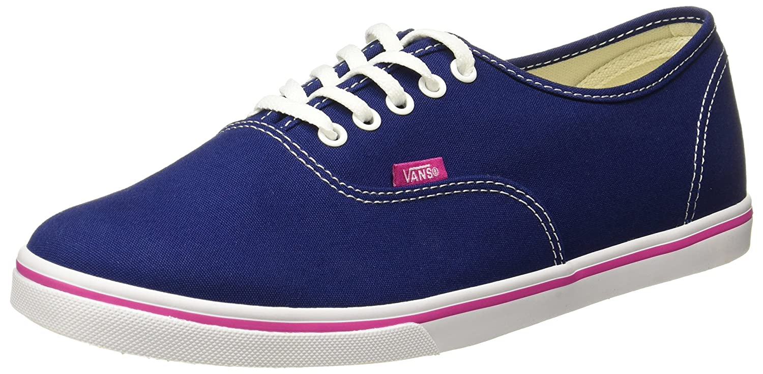 [バンズ] VANS VANS AUTHENTIC VEE3 B073VZ7D3P 10 B(M) US Women / 8.5 D(M) US Men|Blue Depths/ Very Berry Blue Depths/ Very Berry 10 B(M) US Women / 8.5 D(M) US Men