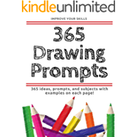 365 Drawing Prompts - An Idea Every Day