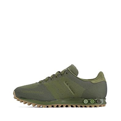 on sale 130c4 45195 adidas Originals LA Trainer Weave Men s Shoes (UK ...