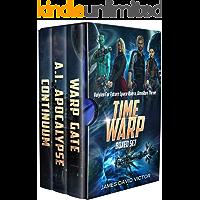 Time Warp Boxed Set (Valyien Far Future Space Opera Omnibus Book 3)