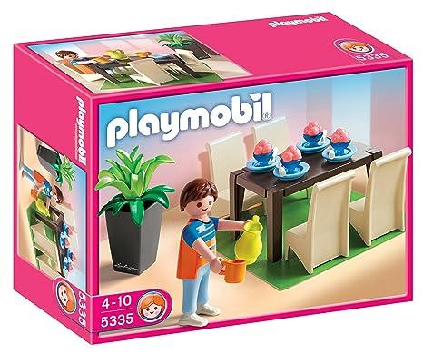 Playmobil 5335 Jeu De Construction Salle A Manger Amazon Fr