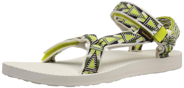 Teva Women's Original Universal Sandal B00ZCHOJH6 10 B(M) US|Mashup Atomic Lime