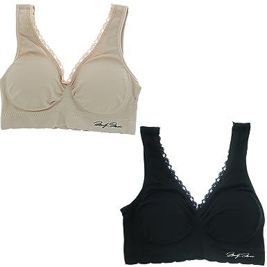 3286c5d819 Marilyn Monroe Intimates Women s Seamless Comfort Bra