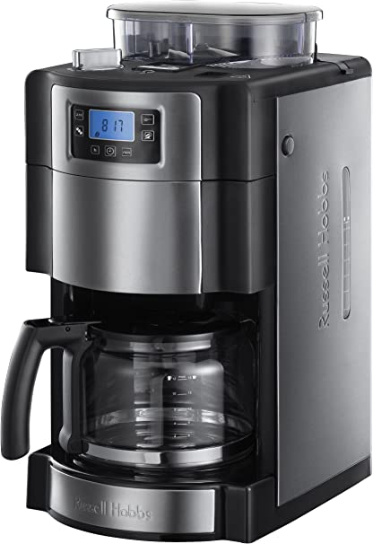 Russell Hobbs 20060 65 Coffee Machine Buckingham 20060 56 Black