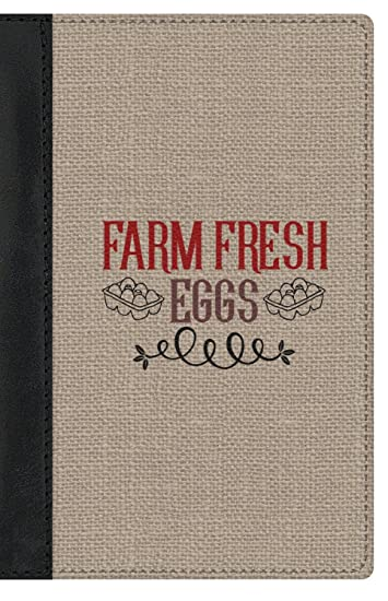 Amazon.com | Farm Quotes Genuine Leather Passport Cover (Personalized) | Passport Wallets