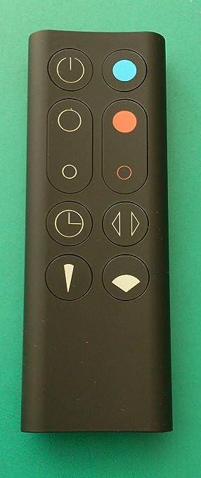 Dyson mando a distancia para ventilador AM09 Original Negro Cod ...