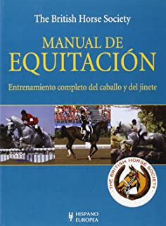 Manual de hípica: Amazon.es: British Horse Society, Pony club: Libros