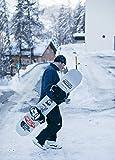 HOWL: Warm Winter Snow Mittens, Thermal Mitten