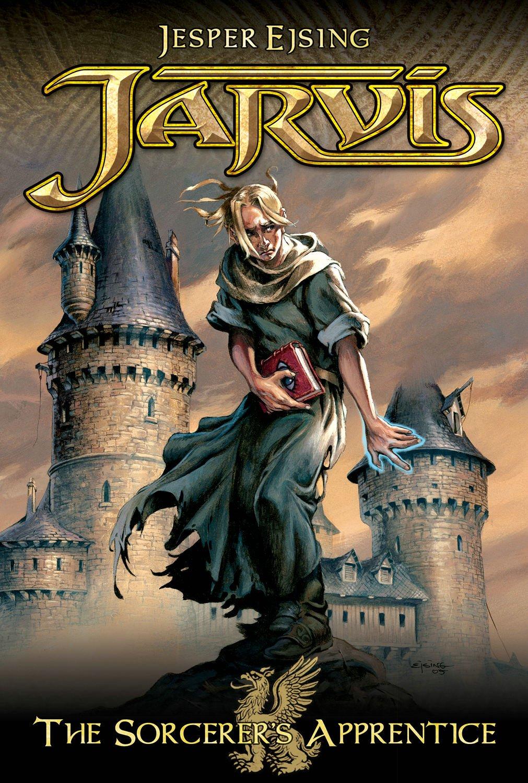 Amazon Com Jarvis The Sorcerers Apprentice 9781589943216