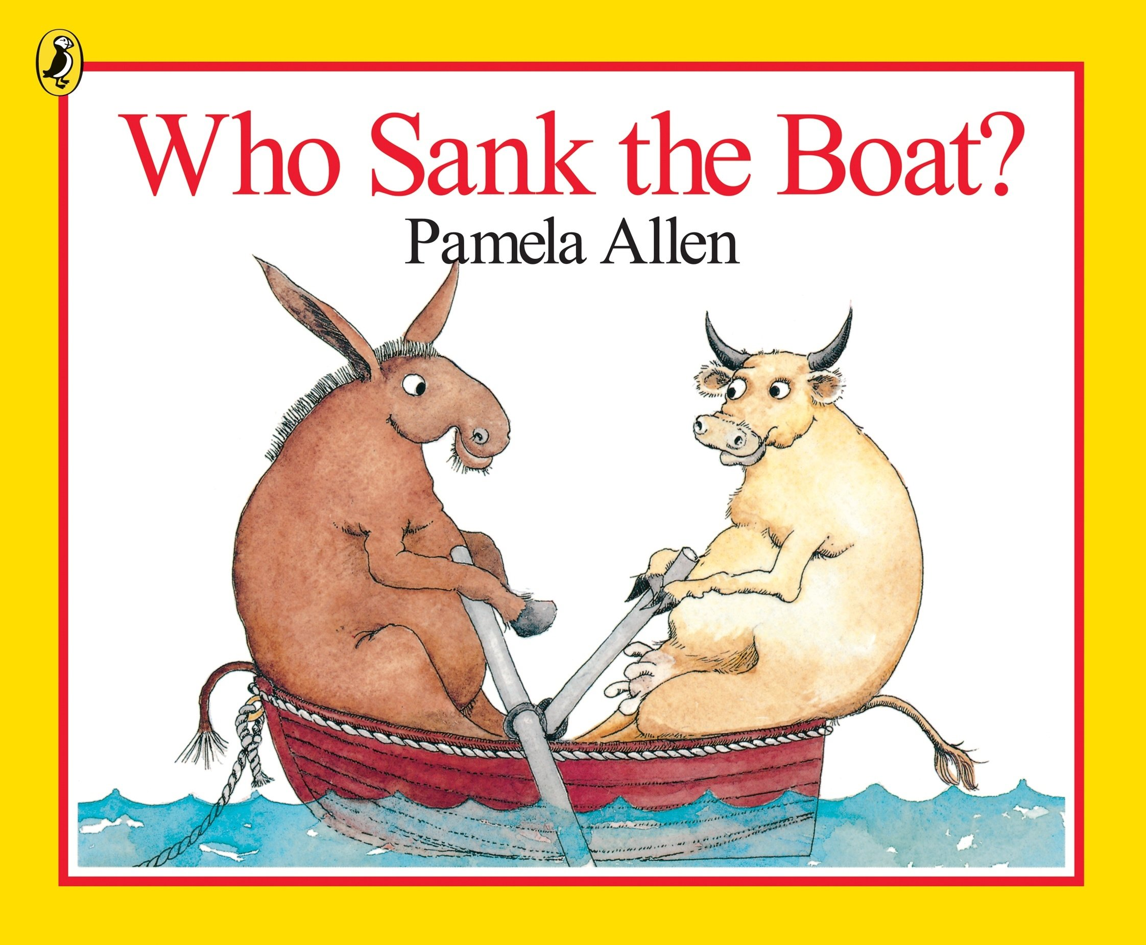 who sank the boat powerpoint