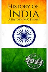 History of India: A History In 50 Events Kindle Edition