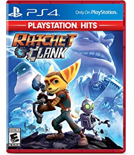 Amazon Com Ratchet Clank Playstation 4 Sony Interactive