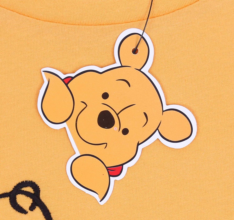 Maglietta Gialla Winnie The Pooh Disney