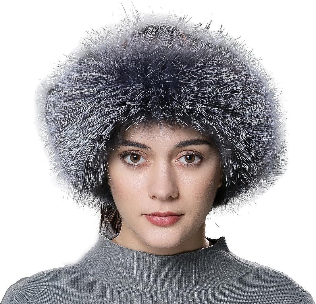 URSFUR Winter Women Fur...