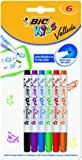 BIC Kids Mini Velleda Whiteboard Markers - Pack of 6