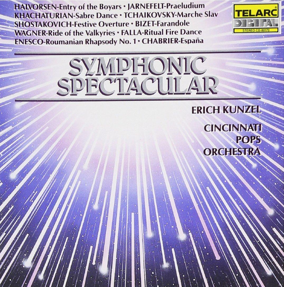 Symphonic Spectacular by Telarc