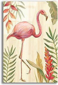 Epic Art 'Tropical Garden IX' by Silvia Vassileva, Acrylic Glass Wall Art, 12
