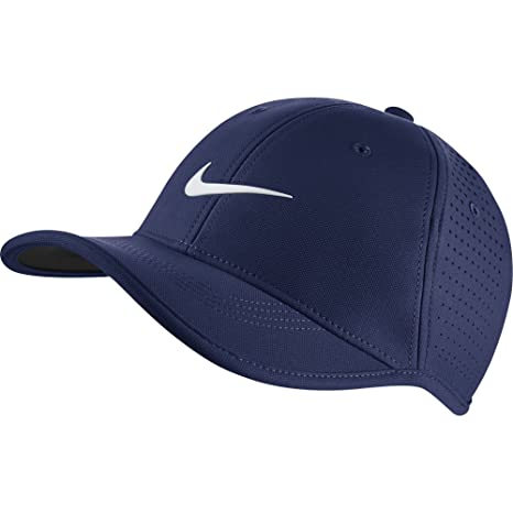Amazon.com  Boy s Nike Ultralight Tour Perforated Cap 727034  Clothing 6903fcb2a70