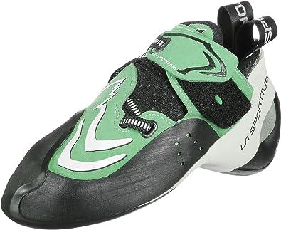 La Sportiva Futura Woman Jade Green/White, Zapatillas de Escalada Niñas