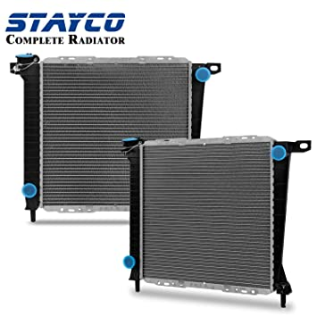 Amazon.com: STAYCO Car Radiator 897 For Ford Ranger Bronco II Explorer 2.8L V6: Automotive