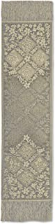 """product image for Heritage Lace Chantilly Table Runner, 66""""x14"""", Gold"""