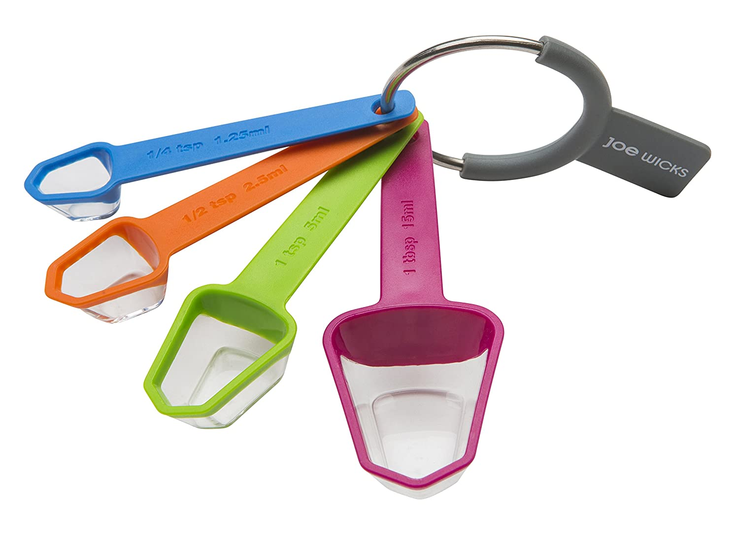 Joe Wicks Food Prep gadgets - 4 piece measuring spoons Meyer Group Ltd 47382