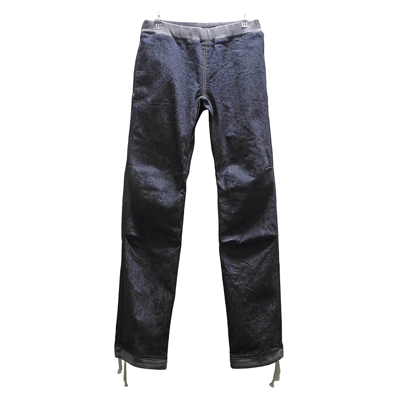 (スタジオオリベ) STUDIO ORIBE Rib Pants (S/S) - Men's - B01EEJI5OK 4|インディゴ インディゴ 4