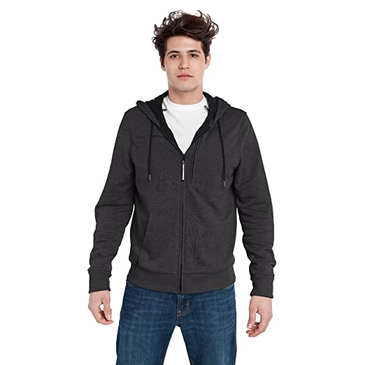 Amazon.com: Baubax Travel Jacket - Sweatshirt - Male - Charcoal- Medium: Beauty