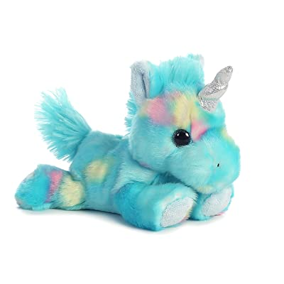 BLUEBERRYRIPPLE-UNICORN 7in: Toys & Games