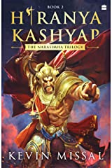 Hiranyakashyap: The Narasimha Trilogy Book 2 Kindle Edition
