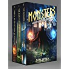 Monsters Omnibus: Gaslamp Faeries Series Books 1-3