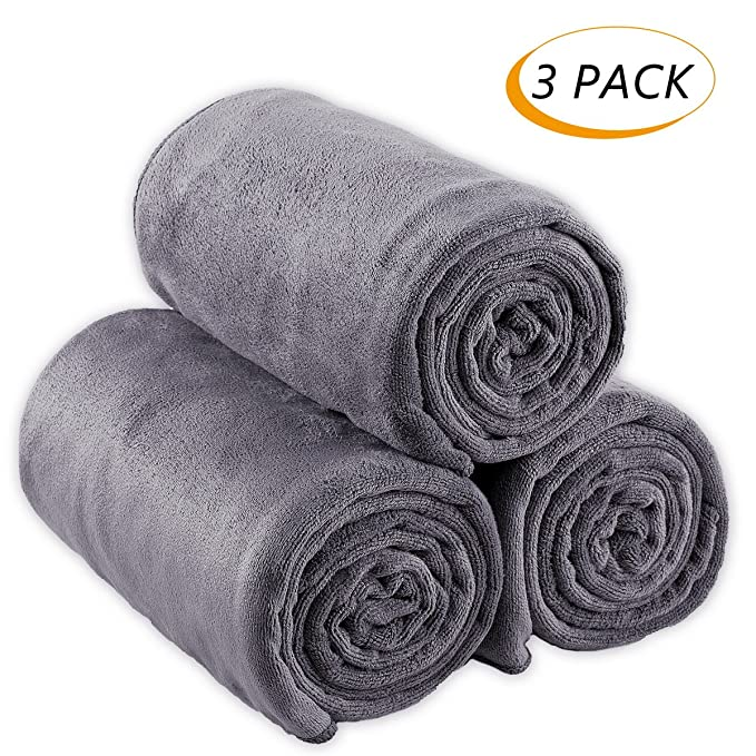 JML Microfiber Fast Drying Towels