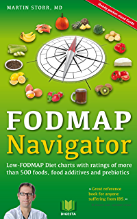 The two step low fodmap diet and recipe book ebook dr sue shepherd the fodmap navigator low fodmap diet charts with ratings of more than 500 foods fandeluxe Images
