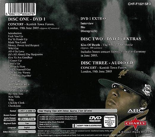 JADAKISS - Kiss Of Death Tour 2005 - Amazon com Music