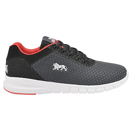 Mens Tydro Fitness Shoes Lonsdale