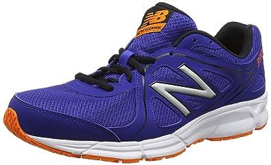 Blu 44 EU New Balance 390 Scarpe Running Uomo e/Orange 405 6vl