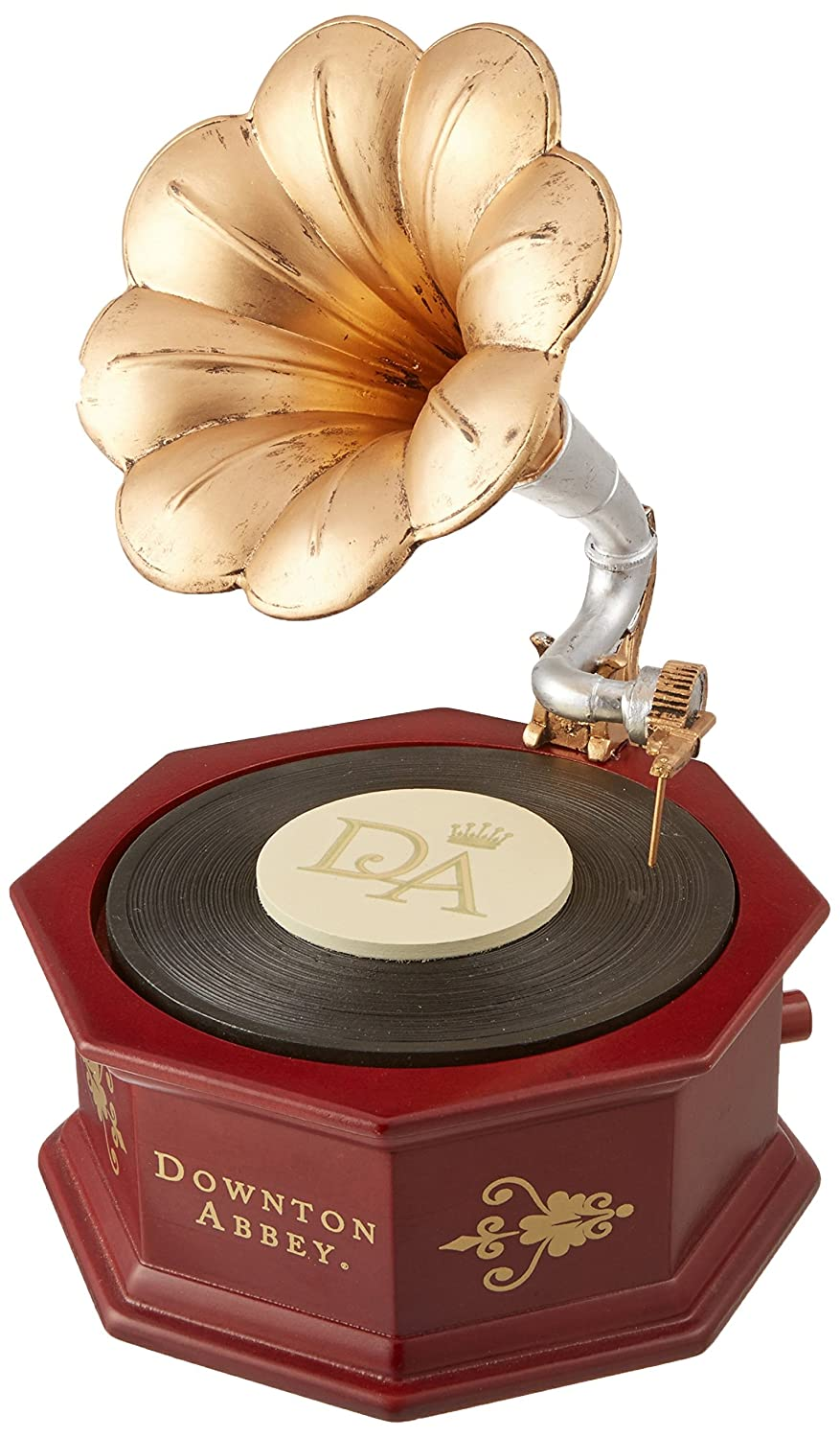 驚きの値段で Downton Abbey Animated Abbey Musical Music Spinning Record Record Box Musical Phonograph, 20cm B00V3LQMF2, 工房八王子ジュールドロワ:ef72f5e1 --- arcego.dominiotemporario.com