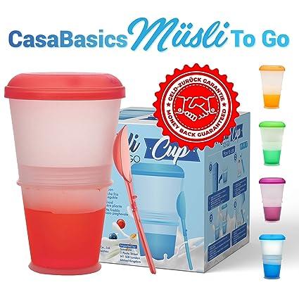 For Yogurt Mug To Or Thermal Cereals Go Milk Cooling AR4j5L