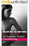 BRILLIANT BOYS: The Story Bundle: Gay Romantic Thrillers (English Edition)
