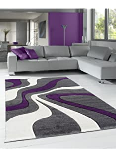 beautiful tapis violet et blanc contemporary awesome interior home satellite. Black Bedroom Furniture Sets. Home Design Ideas