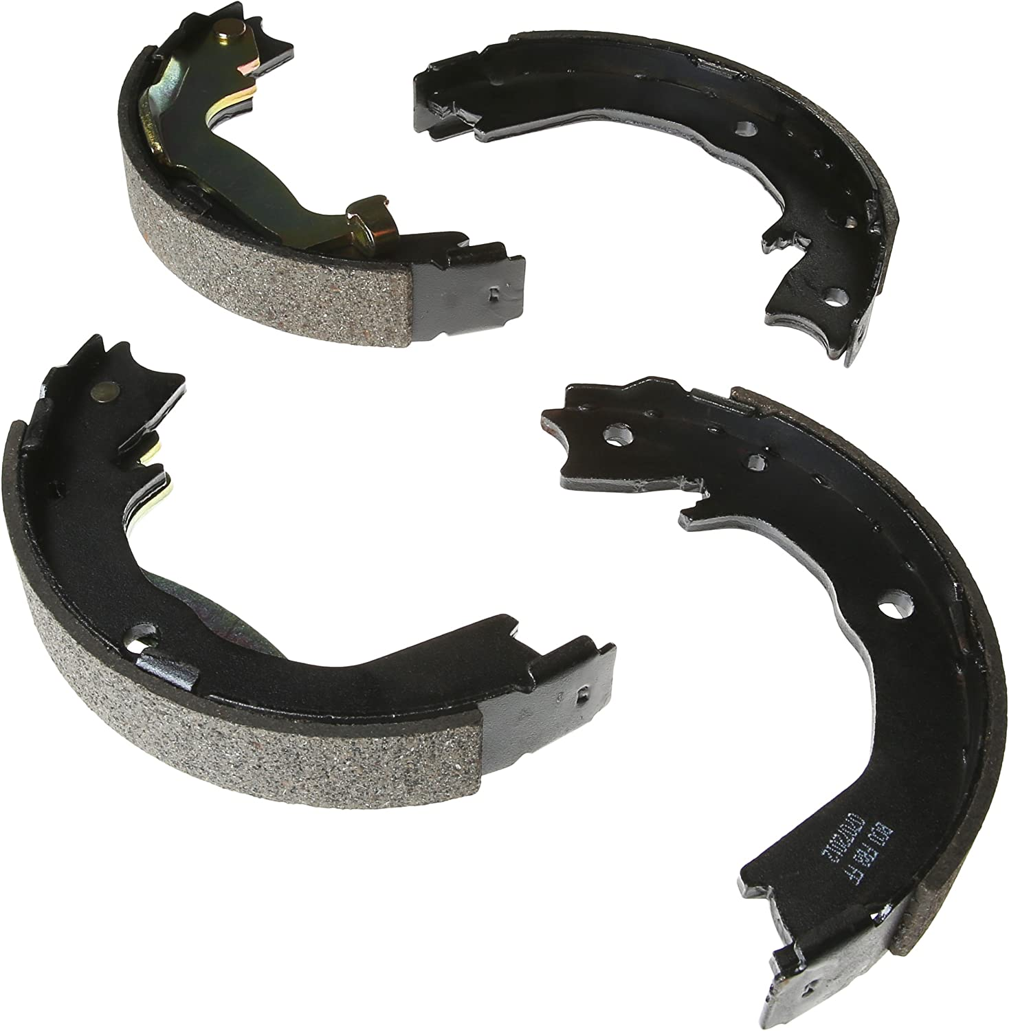 Bosch BS914 Blue Drum Parking Brake Shoe Set