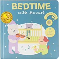 Cali's Books Bedtime with Mozart -Press, Listen and Enjoy The Sounds of Classical Music! Sound Book - Best Interactive…