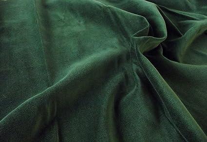 Premium Vapore Velluto Tessuto Artigianale Velour Materiale Elastico 150cm Ampio