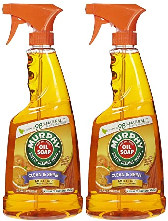 Murphys Oil Soap Uses >> Amazon Com Murphy Oil Multi Use Wood Cleaner Spray With Orange Oil