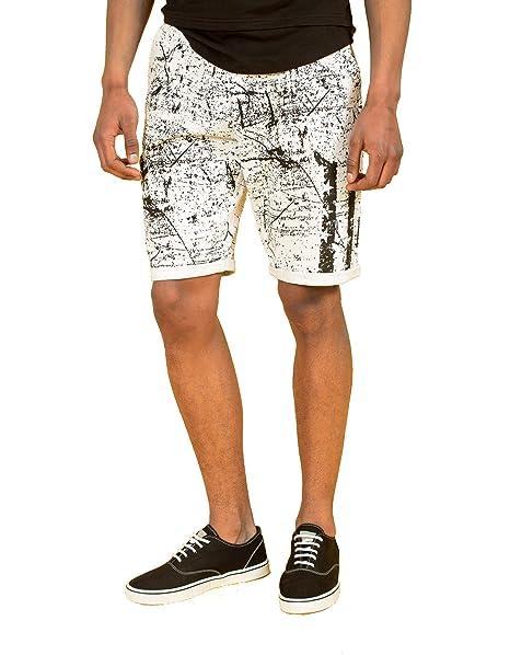 Clayton Bermuda in felpa stampato  Amazon.it  Abbigliamento 89292440ec9