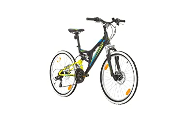 "BIKE SPORT LIVE ACTIVE Bikesport Direction Bicicleta para niño, Tamaño de Rueda: 24"""